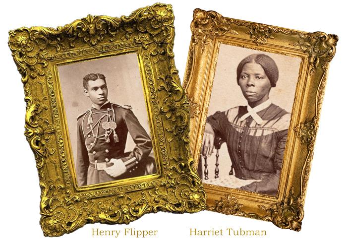 Henry Flipper Harriet Tubman Scale