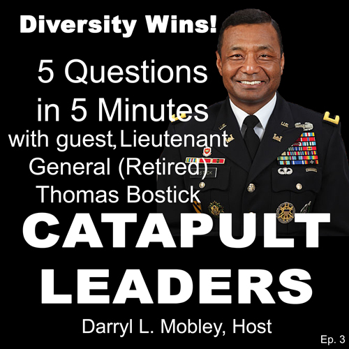 Catapult Leaders Podcast Thomas Bostick