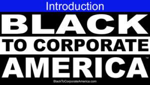 Black to Corporate America audio book