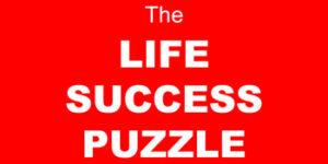 Life Success Puzzle button