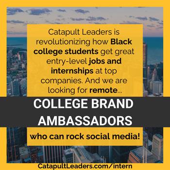 College Brand Ambassador