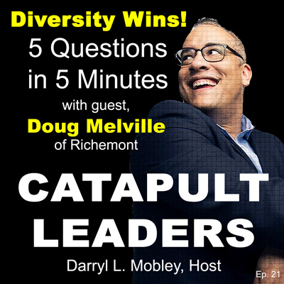 Catapult Leaders Podcast with Doug Melville