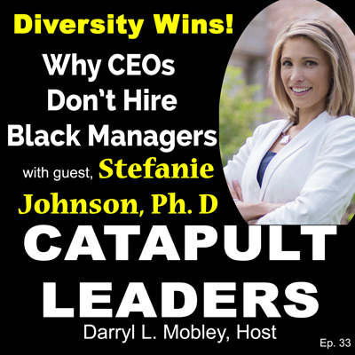 Why CEOs Don't Hire Black Managers