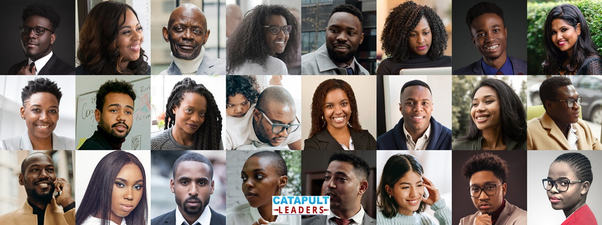 Catatpult Leaders Collage - prospective candidates