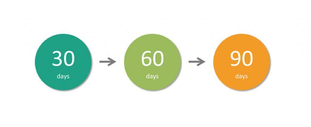 30-60-90 Day Plan