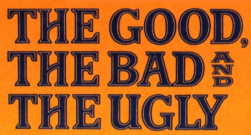Good Bad Ugly - Catapult Leaders